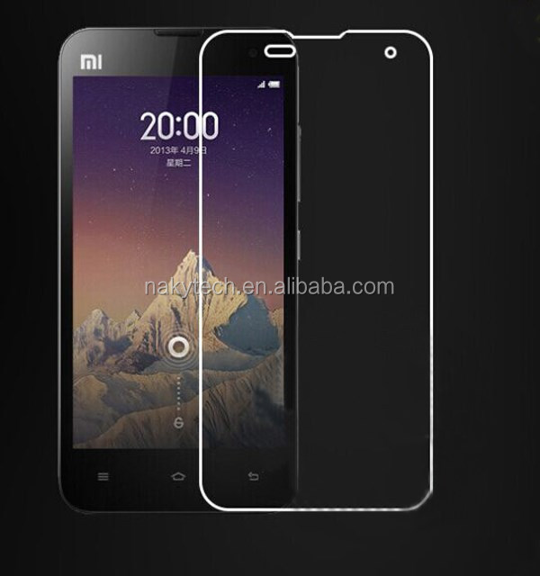 For xiaomi 2s matte touch screen protector film (manufacturer)