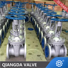 Stainless Steel Manual Flanged Rising Extended Long Stem Gate Valves