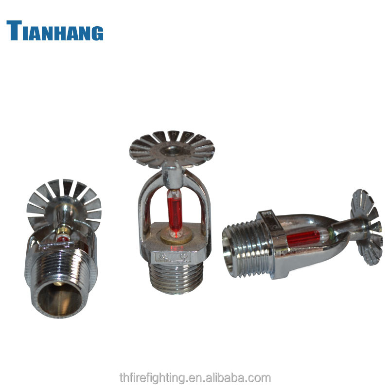certificated water mist fire sprinkler nozzle