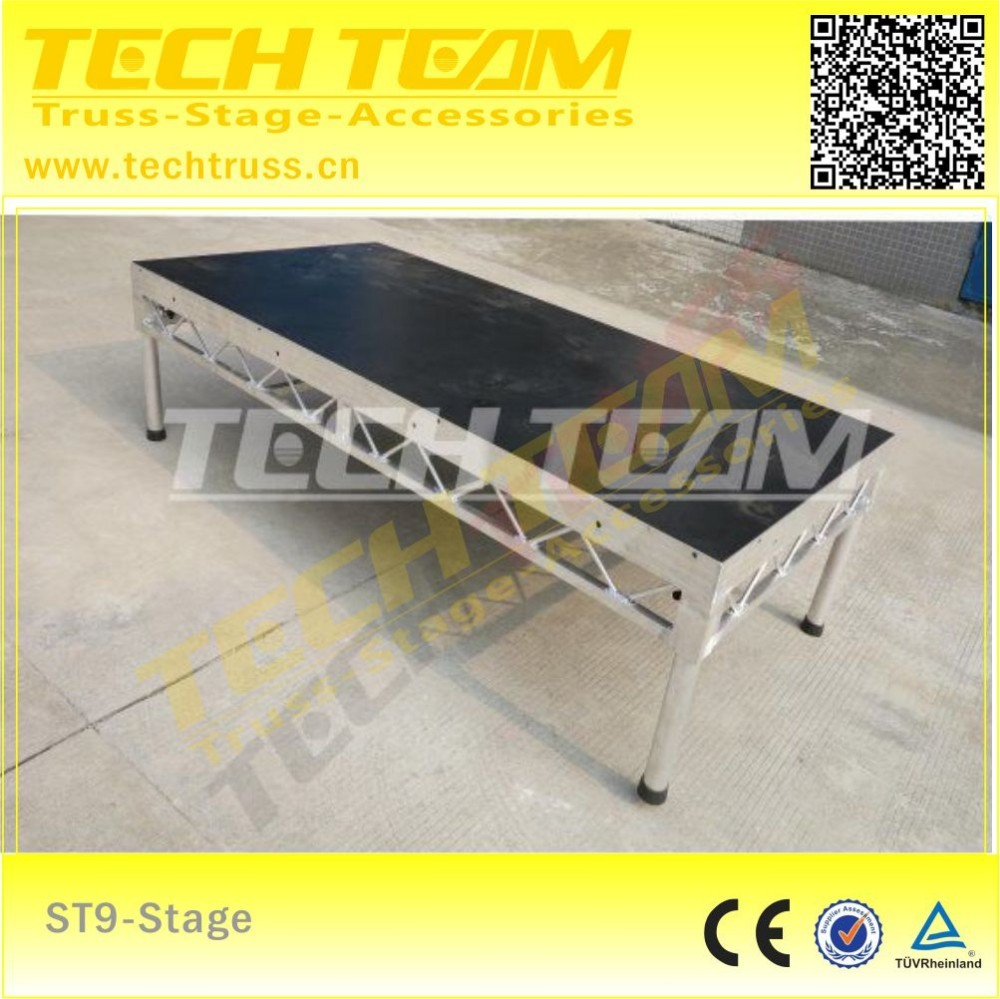 New&Hot Sale Design Aluminum Portable Stage Design