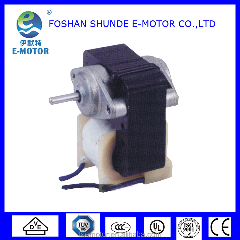 universal electric radiator fan motor for refrigerator S4820B-201