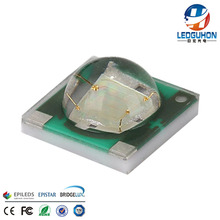 1W 3535 smd 395nm deep uv led for nail lamp