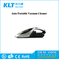 Dry Portable Handheld Powerful 12V DC 75W Car Vacuum Cleaner