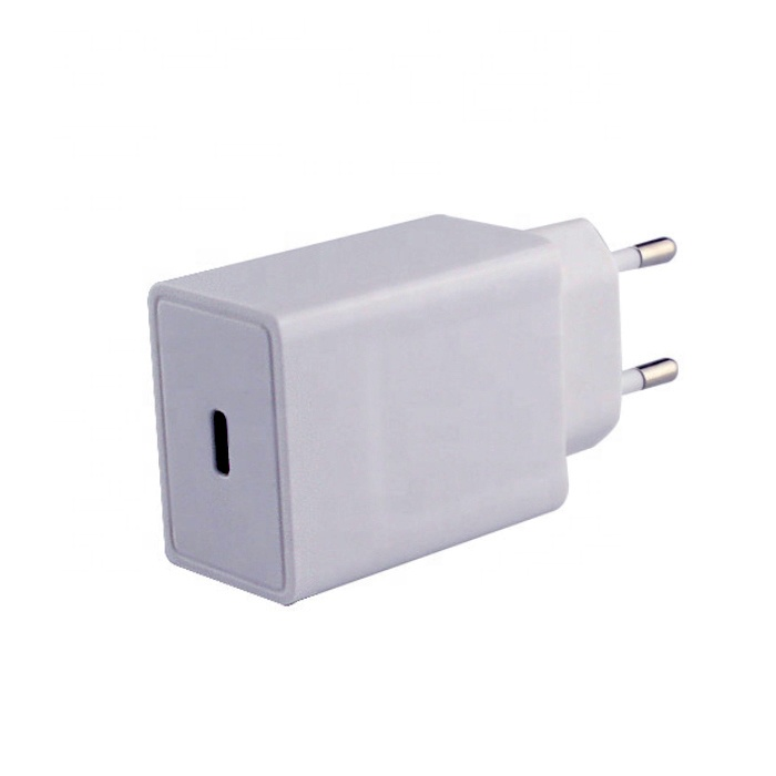 18W type c pd charger