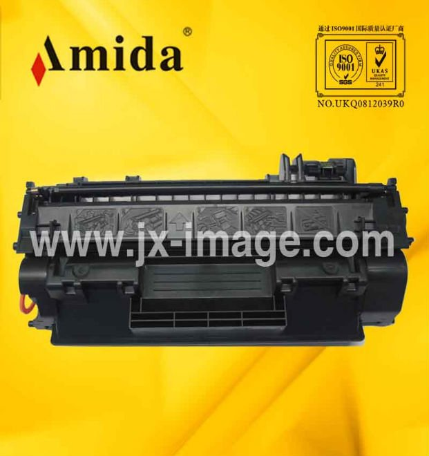 Alibaba China Ink Cartridge Toner CE505X Compatible Printer Part