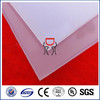 LED light diffusion polycarbonate solid sheet/diffuser prismatic pc panel 1.5mm