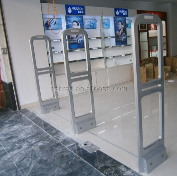 EAS Loss Prevention Products 58khz eas security gate,retail store eas anti-theft systems