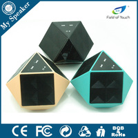 D8 stereo hifi sound 6W bluetooth speaker for home decoration made in china