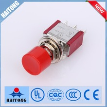 red 3 pin toggle switch electrical mini toggle switch