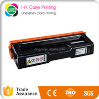 Factory price for ricoh aficio sp c250 toner cartridge direct buy from china factory