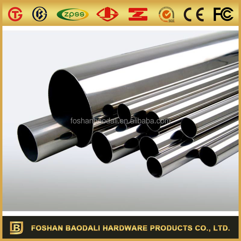 304 Hot Price Steel Stainless Welded/Seamless Round Pipe/Tube