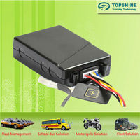 gps tracker with speedometer with online platform tracking MT01