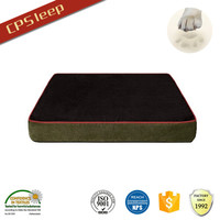 All Weather Durable Factory Beautiful New Arrival Custom Warm foam dog bed