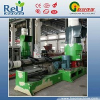 PE/PP watering pelletizaing units