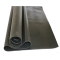 Good Resistant Oil both sides smooth black NBR Rubber Sheet