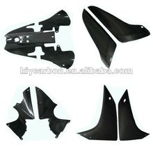 Carbon fiber racing parts for Yamaha R1