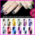 factory price nail art mirror effect new magic metallic pigment powder