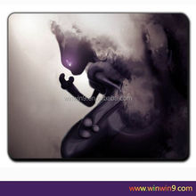USB Heated Hand Warm Mouse Pad with Wrist Rest