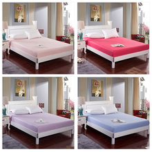 factory 1 stop dyed color home textile bedding sets fitted sheet flat sheet duvet cover