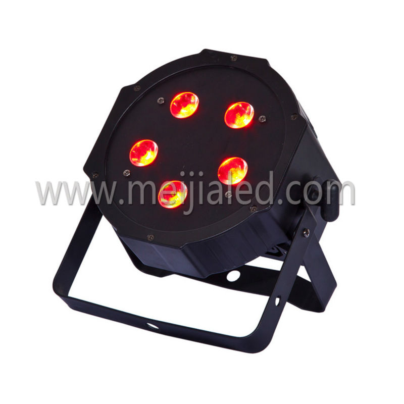 rgbw color dimming 50w led stage light