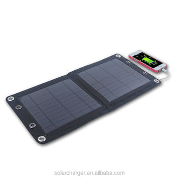 7W Hot Sale Foldable Solar Mobil Charge Bag