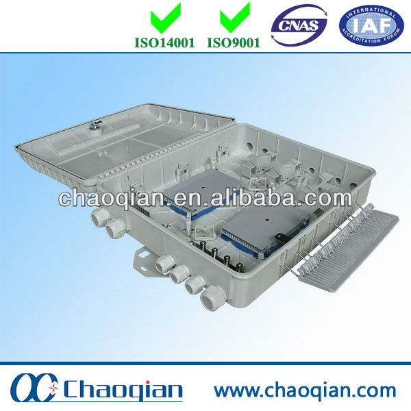 ftth indoor optical fiber cable splitter box