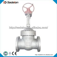 Fashional Design Flanged Gate Valve Dimensions
