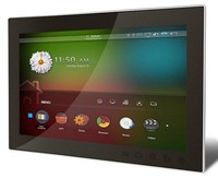 "New Professional Industry IP65 Wifi Dual Core 1.8GHZ 15"" inch tablet touch With Rom 32 GB"