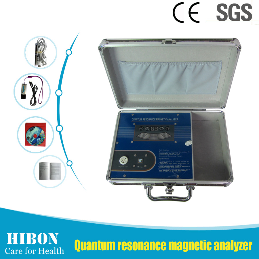 Professional Quantum Resonance Hematology Analyser