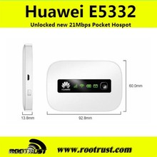 huawei 3g hotspot wifi router with sim card slot Huawei E5332