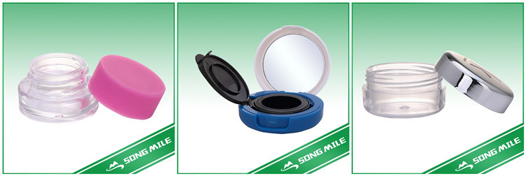 ISO SGS certified plastic side top cap