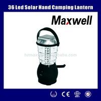 36 Led Solar Hand Camping Lantern