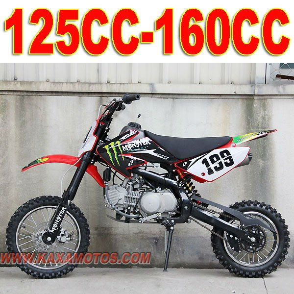 Midsize 160cc Dirt Bike