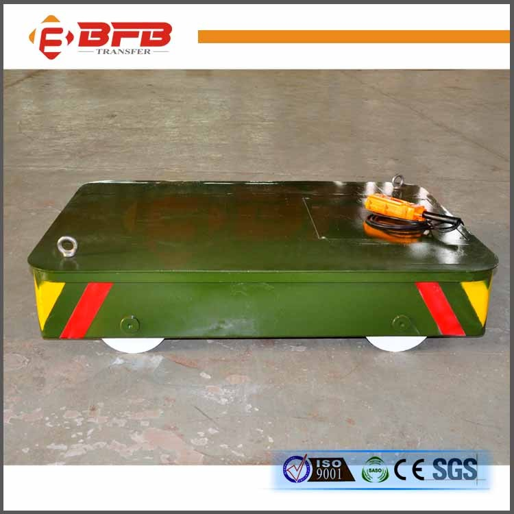 Large Table Mobile Cable Powered Transfer Trailer