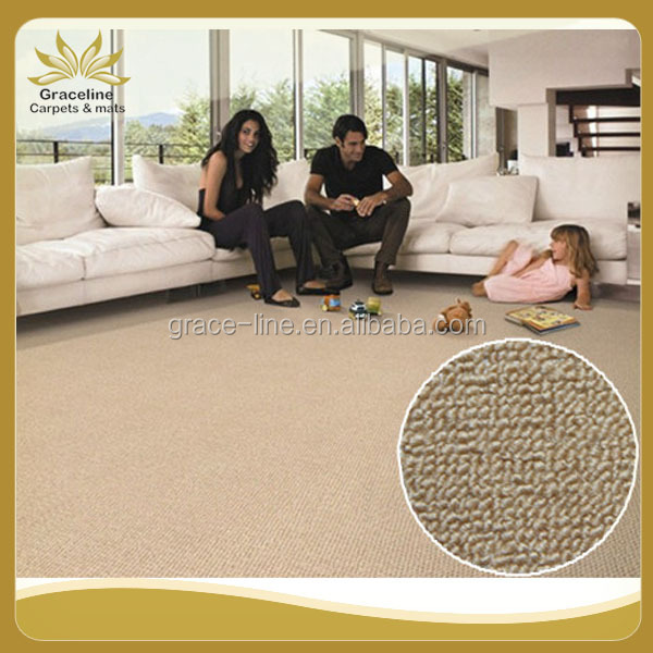 PP Wall to Wall Floor Carpet Home and Hotel Use