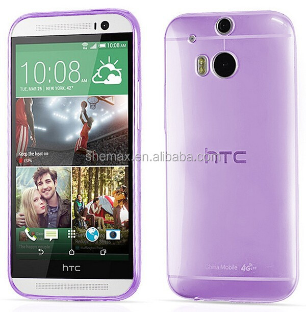 2015 HOT SELLing CASE SKIN TPU COVER FOR NEW 2015 HTC ONE MINI 2 ( M8 ) Shockproof case for HTC one m8