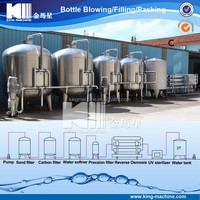 Water Purification Plant / Water Treatment uv Systems
