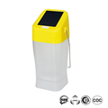Rechargeable Solar Powered LED Lamp Waterproof Camping Light for Off-grid Areas