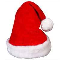 Christmas Decoration Floppy Child Mini Santa Felt Christmas Hat
