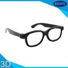 Cheap Circular Polarized 3D Glasses Passive Eyewear for LG TV/RealD 3D for passive 3D TV&passive 3D computer