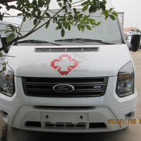 High Quality Emergency Vehicle Ambulance For