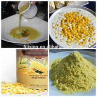 Bulk,Vacuum Pack Packaging and Dried Style Freeze Dried sweet corn powder(40-80mesh)