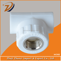 Female Tee water pipe joints for water pipe fittings system