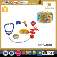 Doctor set plastic toy stethoscope with accessories