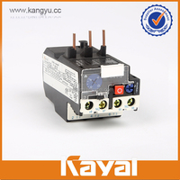 Factory supply rated current 0.1-96A thermal overload relay wireless remote control relay switch