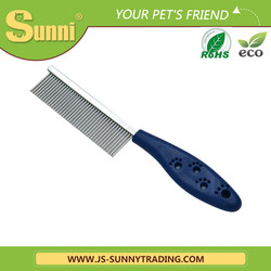Pet grooming comb and wooden electric pet grooming brush for likable animals