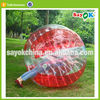 Hot inflatable human balloon bumperz bubble football soccer ball in China Guangzhou