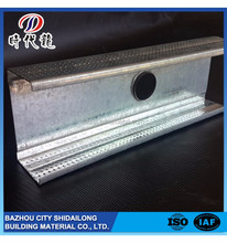 Profession manufacturer best price best selling galvanized steel wall partition stud