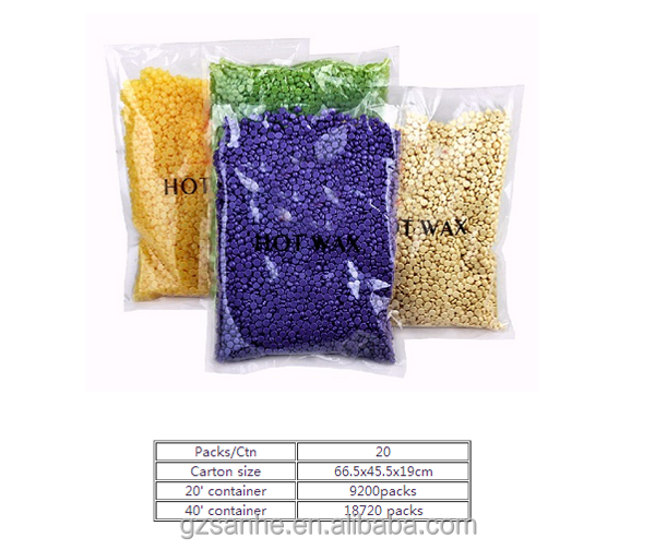 No need paper 1000g Depilatory wax Hard pearl hair removal hot wax beans