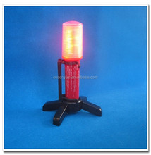 Roadside led flare light with stand